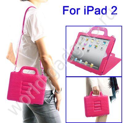 SGP Dresden Klaus9i Messenger Bag (SGP07841) - сумка для iPad 2 (Black)