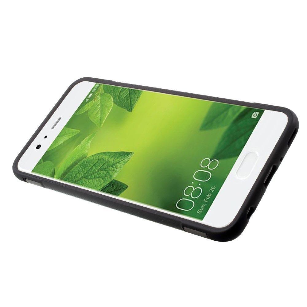 Чехол-Накладка Huawei Honor 8 Lite SkinBox Slim Silicone Transparent T-S-HH8L-006