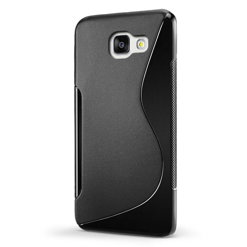 Чехол-накладка Samsung Galaxy S7 BROSCO Red SS-S7-TPU-RED