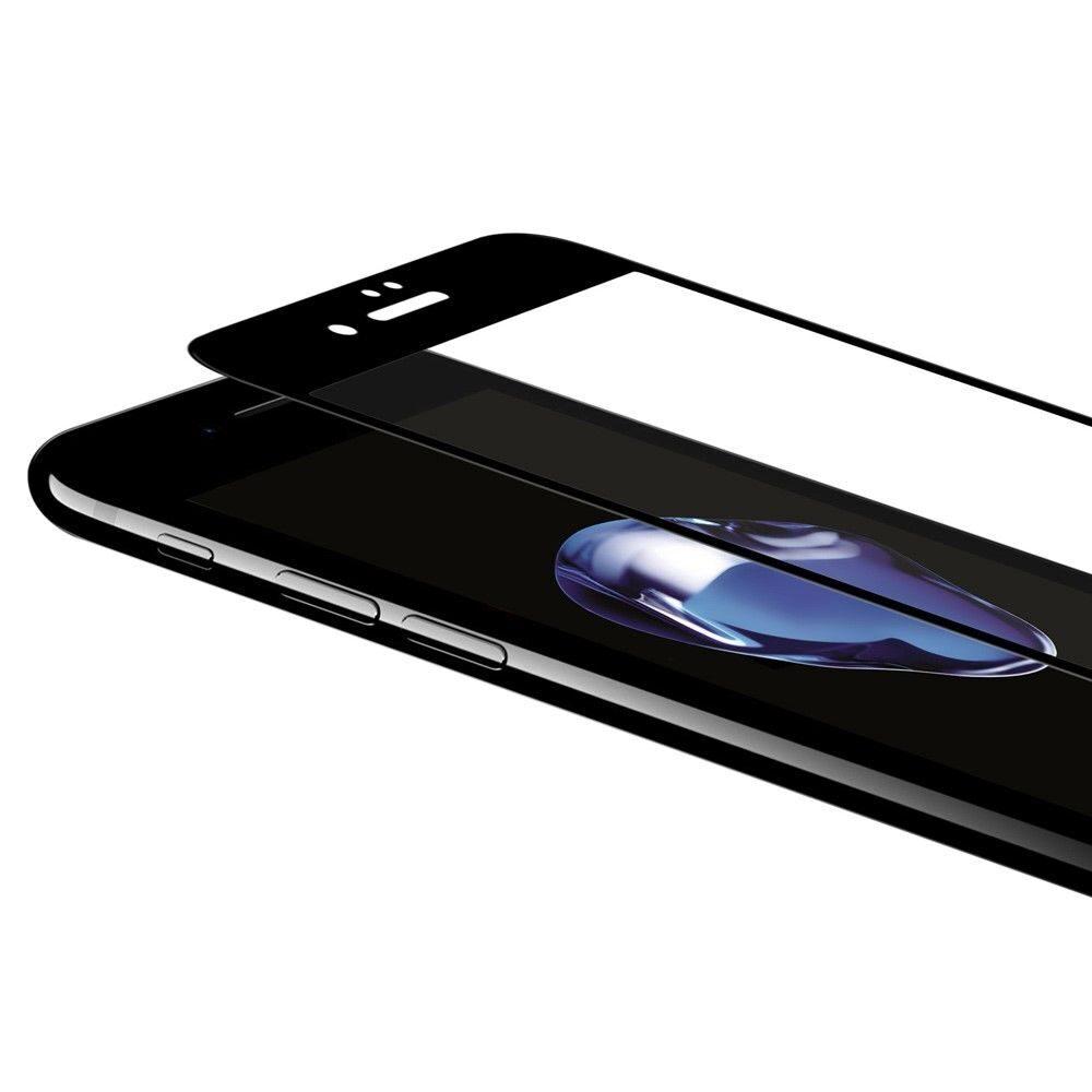 Закаленное стекло 3D с цвет.рамкой (fullscreen) для Samsung Galaxy S8 Plus DF sColor-19 (gold)