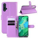 Чехол для Huawei nova 5 / nova 5 Pro (фиолетовый)