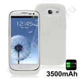 Внешнее зарядное устройство для Samsung Galaxy S3 (3500mAh)