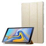 Чехол Smart Case для Samsung Galaxy Tab A 10.5 (2018) SM-T590 / SM-T595 (золотой)