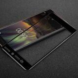 Защитное стекло 3D для Nokia 6.1 (черный)