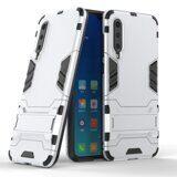 Чехол Duty Armor для Xiaomi Mi 9 SE (серебряный)