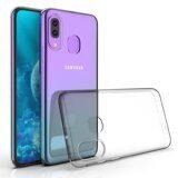 Силиконовый TPU чехол для Samsung Galaxy A20e