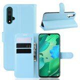 Чехол для Huawei nova 5 / nova 5 Pro (голубой)