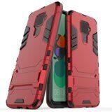 Чехол Duty Armor для Huawei Mate 30 Lite (красный)