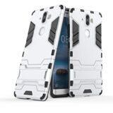 Чехол Duty Armor для Nokia 8 Sirocco (серебряный)