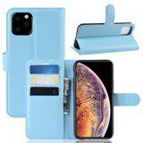Чехол для iPhone 11 Pro (голубой)