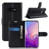 Чехол для Samsung Galaxy S10e (черный)