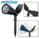 Светодиодный светильник MPOW Spotlight Solar Light with Auto On/Off Light