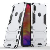 Чехол Duty Armor для Xiaomi Redmi Note 7 (серебряный)