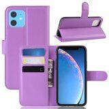 Чехол для iPhone 11 (фиолетовый)