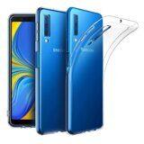 Силиконовый TPU чехол для Samsung Galaxy A7 (2018)