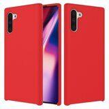 Силиконовый чехол Mobile Shell для Samsung Galaxy Note 10 (красный)