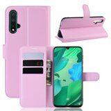 Чехол для Huawei nova 5 / nova 5 Pro (розовый)