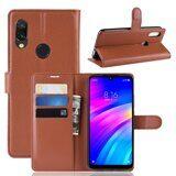 Чехол для Xiaomi Redmi Y3 (коричневый)