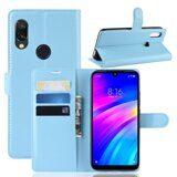 Чехол для Xiaomi Redmi 7 (голубой)