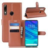 Чехол для Huawei P smart Z (коричневый)