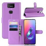 Чехол для Asus Zenfone 6 ZS630KL (фиолетовый)