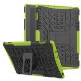 Чехол Hybrid Armor для Huawei MediaPad M3 Lite 10 (черный + зеленый)