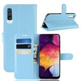 Чехол для Samsung Galaxy A50 (голубой)