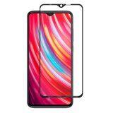 Защитное стекло 3D для Xiaomi Redmi Note 8 Pro (черный)