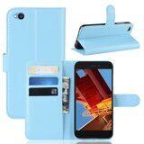 Чехол для Xiaomi Redmi Go (голубой)
