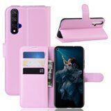 Чехол для Huawei nova 5T (розовый)