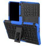 Чехол Hybrid Armor для Samsung Galaxy Tab A 8.0 (2019) P200 / P205 (черный + голубой)