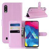 Чехол для Samsung Galaxy M10 (розовый)
