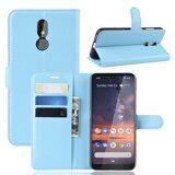 Чехол для Nokia 3.2 (голубой)