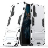 Чехол Duty Armor для Honor 20 Pro (серебряный)