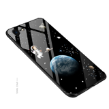 Чехол-накладка для iPhone 8 / iPhone 7 / iPhone SE (2020) (Space Travel)