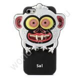 Чехол Airzooo Monster для iPhone 5/5S (Monkey)