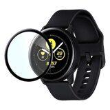 Защитное стекло 3D для Samsung Galaxy Watch Active / Watch Active2 40мм.