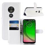 Чехол для Motorola Moto G7 Play (белый)