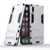 Чехол Duty Armor для Huawei Y6 Pro (2019) (серебряный)