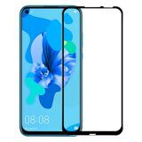 Защитное стекло 3D для Huawei P20 lite (2019)  (черный)