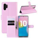 Чехол для Samsung Galaxy Note 10+ (Plus) (розовый)