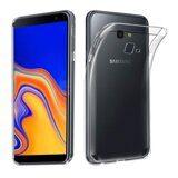 Силиконовый TPU чехол для Samsung Galaxy J4+ (Plus)