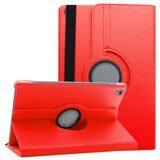 Поворотный чехол для Huawei MediaPad M6 10.8 (красный)