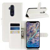 Чехол для Nokia 8.1 (белый)