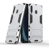 Чехол Duty Armor для Samsung Galaxy A40s (серебряный)