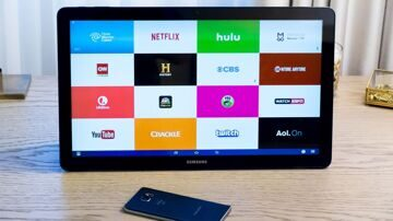 Samsung Galaxy View подешевел на 100$ в США-2