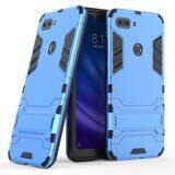 Чехол Duty Armor для Xiaomi Mi 8 Lite (голубой)