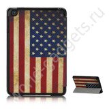 Чехол Retro USA Flag для iPad mini