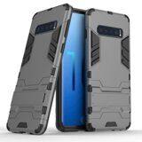 Чехол Duty Armor для Samsung Galaxy S10 (серый)