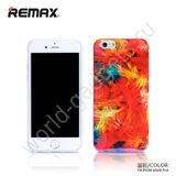 Чехол Remax Color для iPhone 6 / 6S (Дизайн - 1)